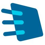 SalesBinder logo. concept: inventory apps