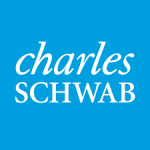 Charles Schwab logo. concept: investment accounts