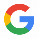 google logo. concept: small businesses