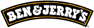 ben & jerry's logo. concept: small businesses