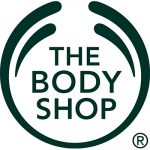 the body shop logo. concept: small businesses