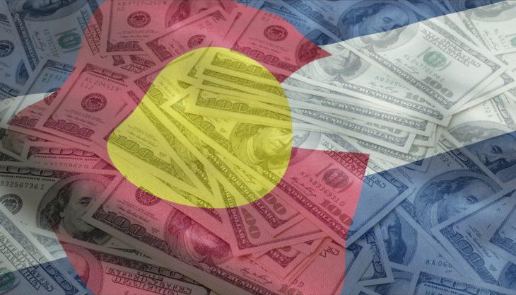 Colorado flag, Small Business Grants in Colorado