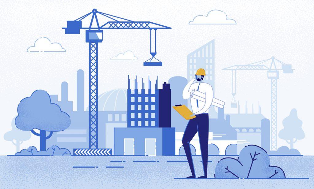 cómo funcionan los préstamos de construcción