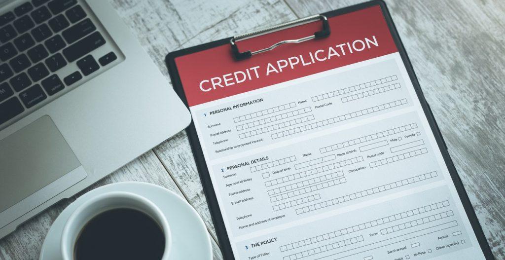 CREDIT APPLICATION FORM. CONCEPT: microlending