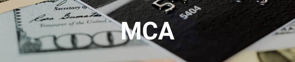 how to calculate interest rates (mca)
