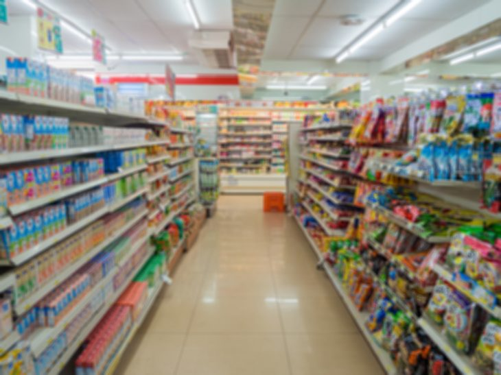 Blutty supermarket, The Shelves Convenience Store. Inventory Financing