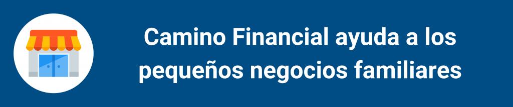 financiamiento para pequeños negocios familiares