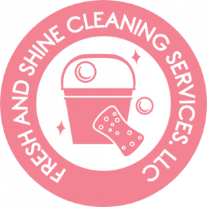 fresh and shine cleaning services logo