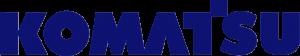komatsu logo. concept: Heavy Equipment Manufacturers