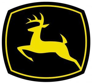 John Deere logo. concept: Heavy Equipment Manufacturers