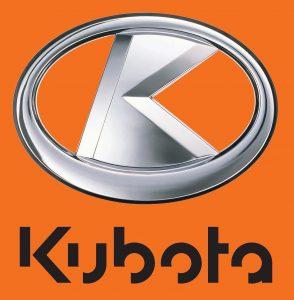 Kubota logo. concept: Heavy Equipment Manufacturers