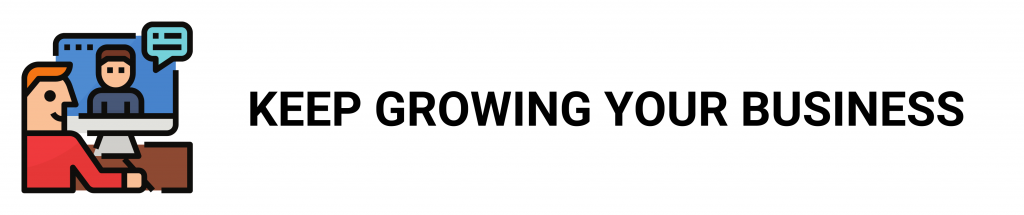 camino financial, online customer service: grow