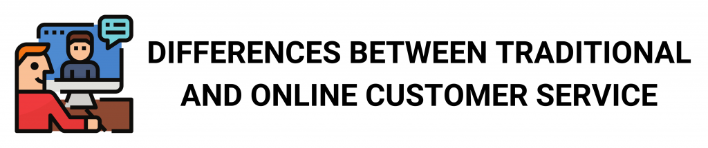 camino financial, online customer service: differences