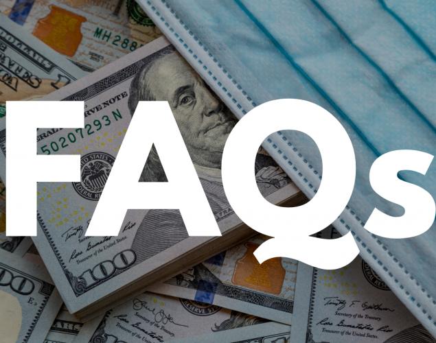 FAQs, covid stimulus, ppp, eidl, stimulus check