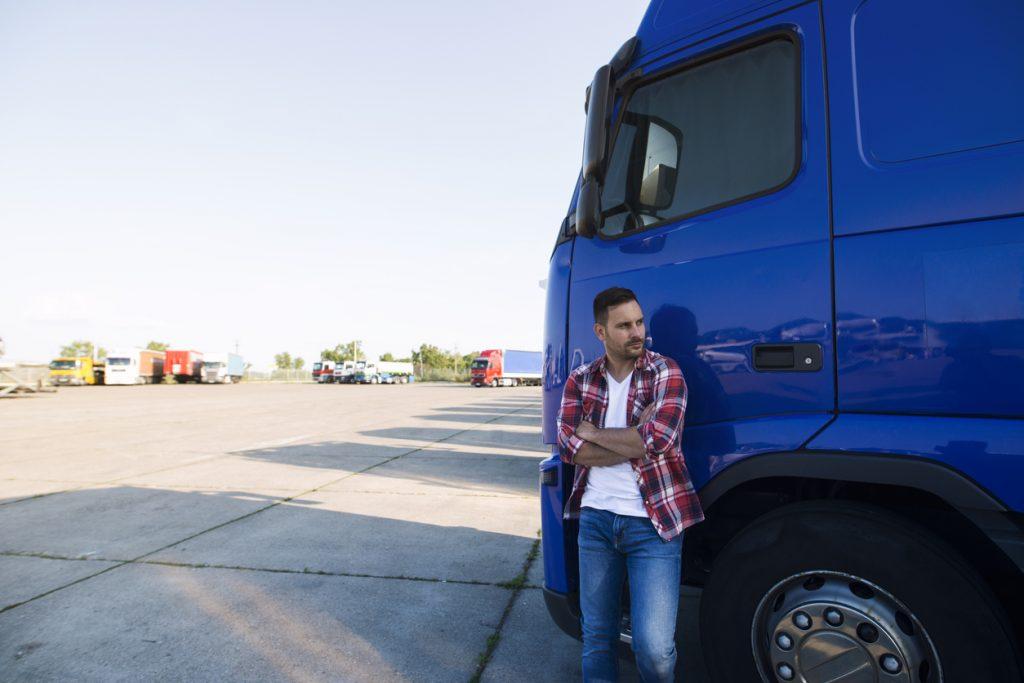 Camionero. hotshot trucking
