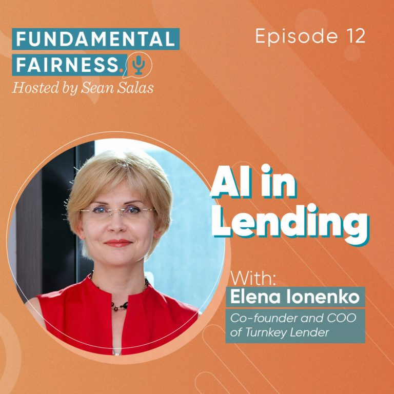Elena Ionenko, Co-founder and COO of Turnkey Lender – AI in Lending